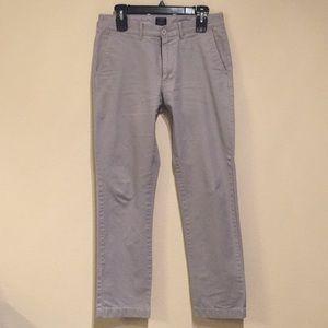 J Crew Sutton Slim Fit Pants